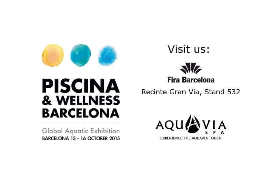 Aquavia spa at piscina wellness barcelona 2015 aquavia spa for Piscina wellness barcelona