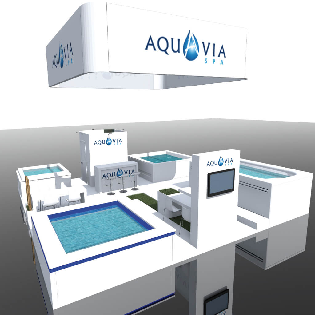 Aquaviaspa at piscine global 2016 lyon aquavia spa for Piscine spa lyon