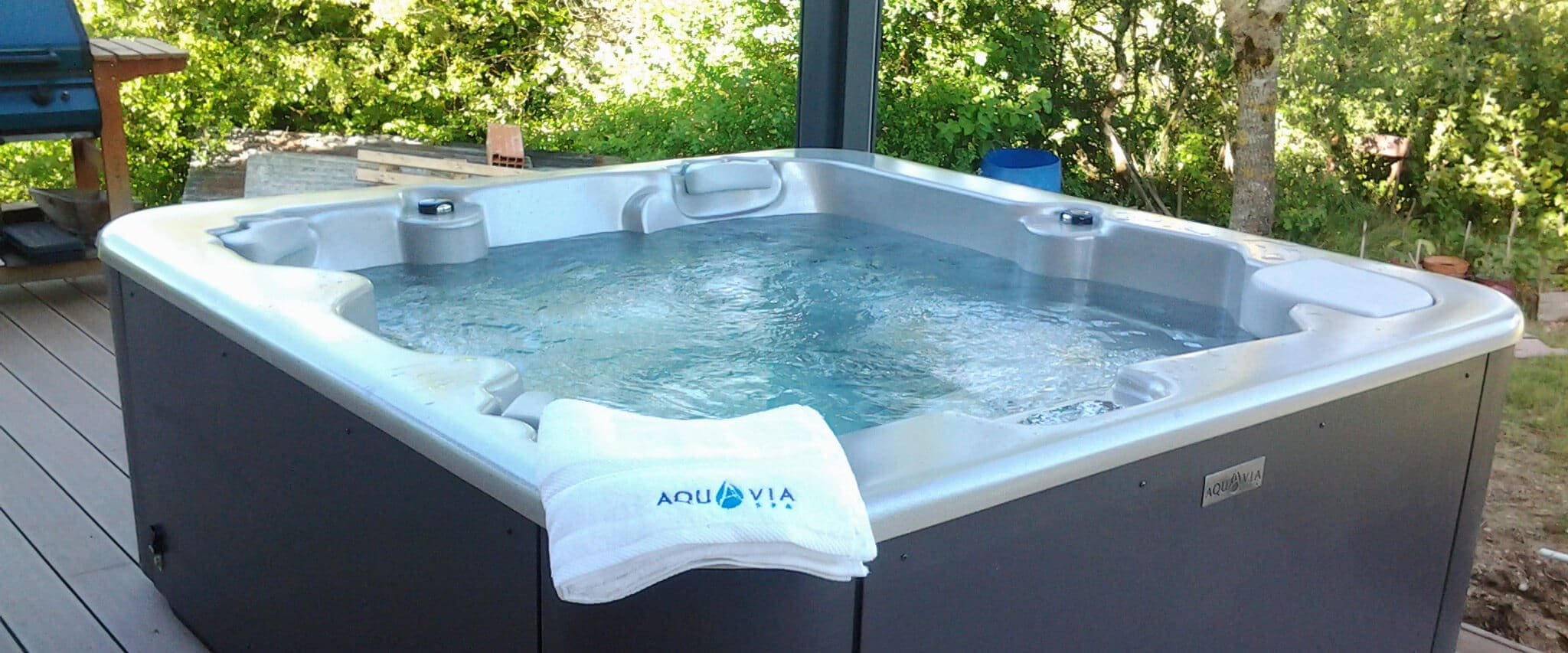 Buy Hot Tub >> Buy The Easy Access Hot Tub Aqualife 5 Aquavia Spa