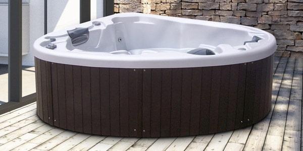 spa calypso acheter le jacuzzi d 39 angle 2 places aquavia spa. Black Bedroom Furniture Sets. Home Design Ideas
