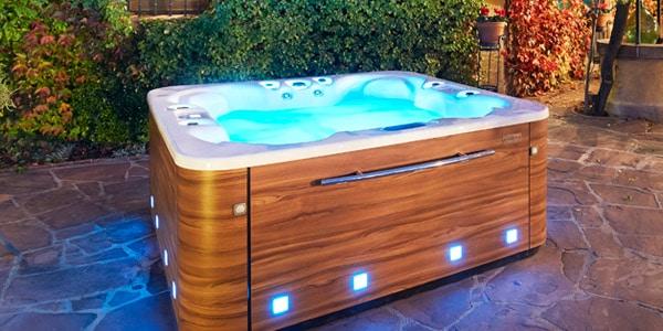Sunset Hot Tub