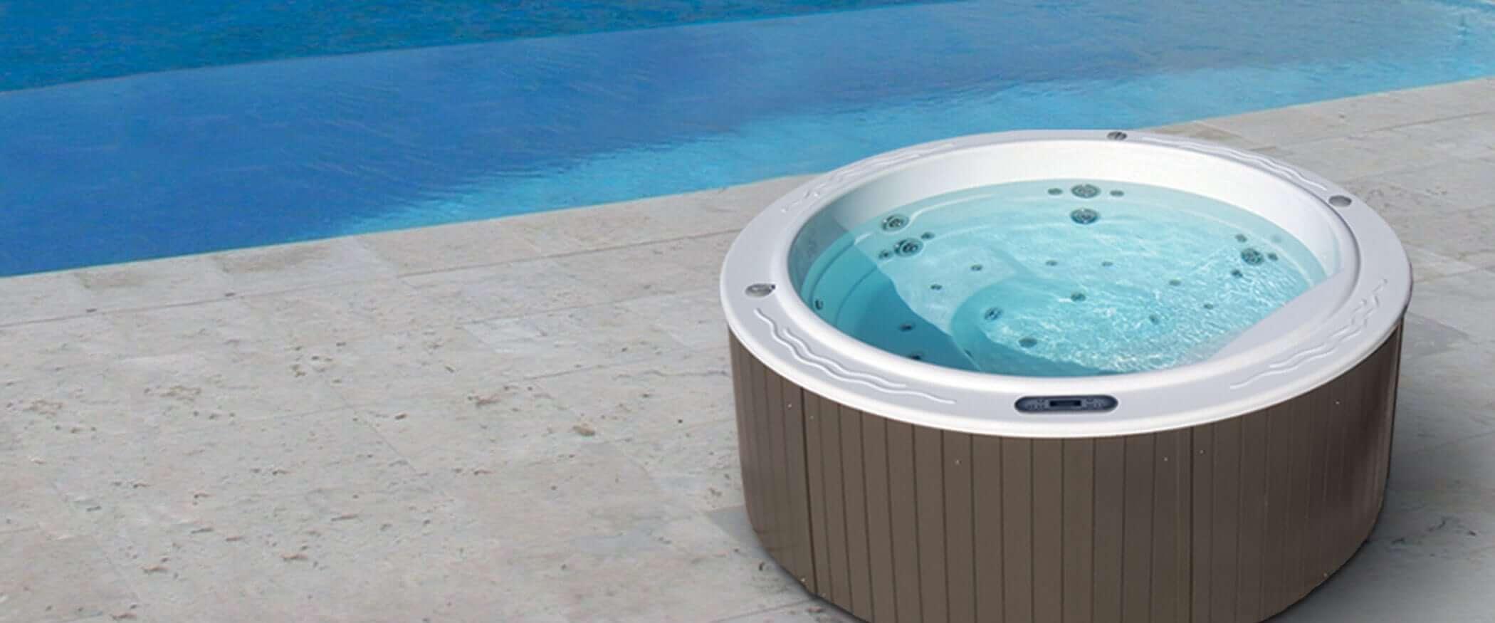 Jacuzzi Balboa 2 Places.Buy The Round Hot Tub Sundown Aquavia Spa