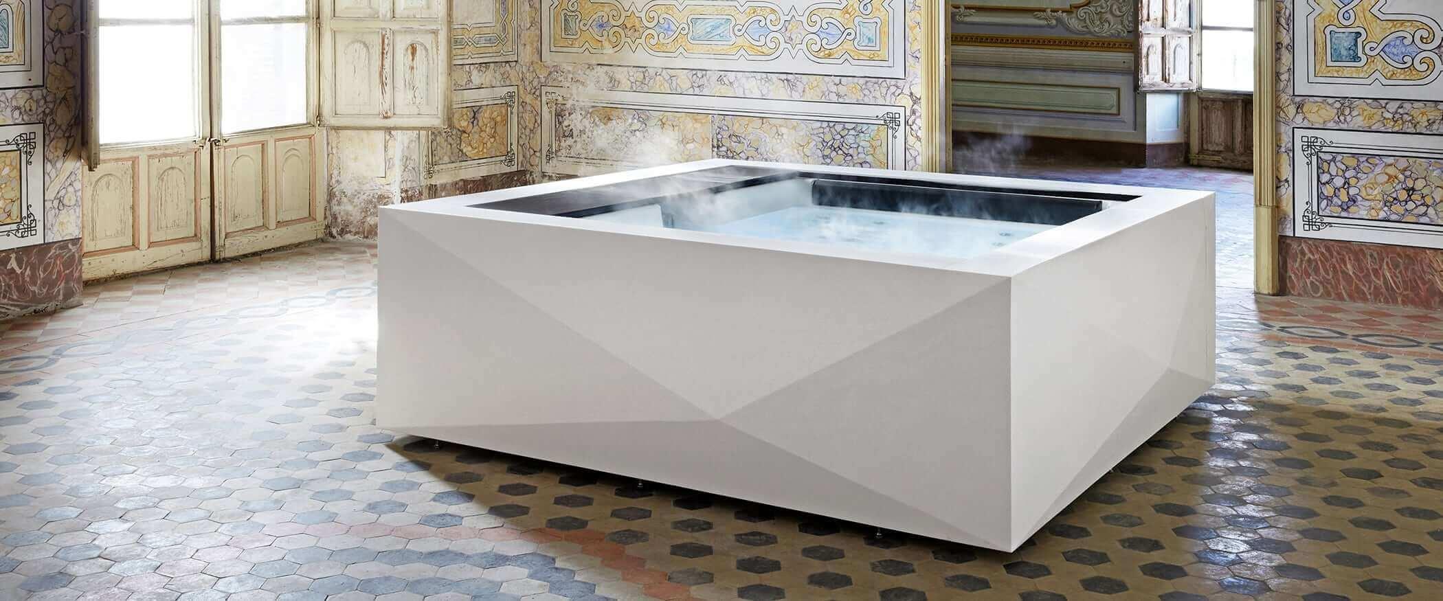 Origami Hot Tub