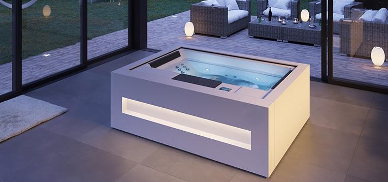 Buy The Exclusive Hot Tub Home Spa Aquavia Spa