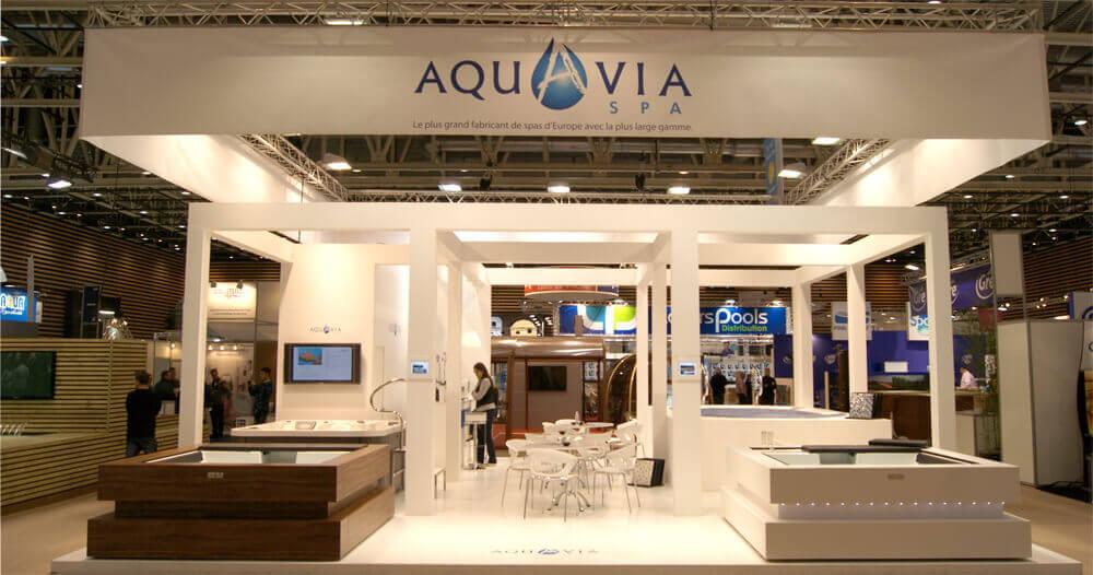 Salon international de la piscine et du spa à Lyon 2014