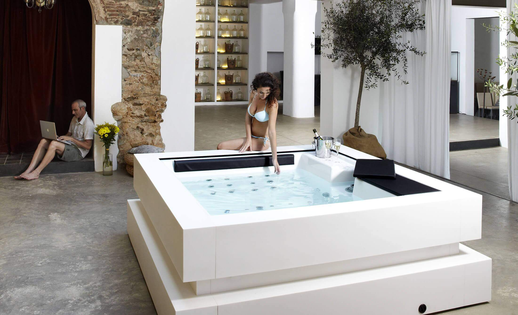 Jacuzzi Interior.Buy Hot Tubs And Hydromassage Tubs Hot Tub Manufacturer