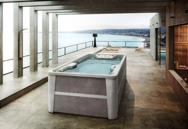 Buy Hot Tubs Jacuzzis And Hydromassage Tubs Aquavia Spa